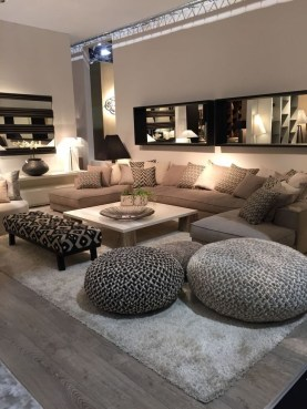 Chic Home Interior Design Ideas That Have A Characteristics33