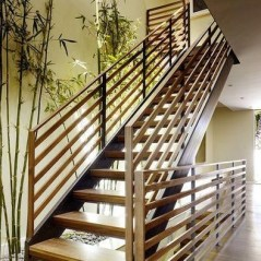 Classy Indoor Home Stairs Design Ideas For Home14