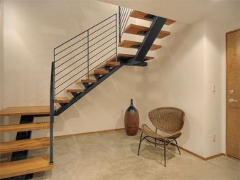 Classy Indoor Home Stairs Design Ideas For Home36