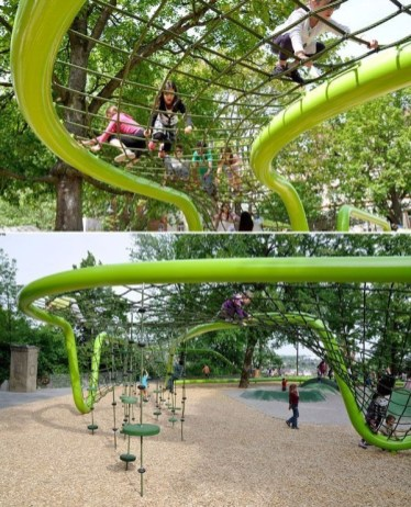 Cool Childrens Playground Design Ideas For Home Garden15