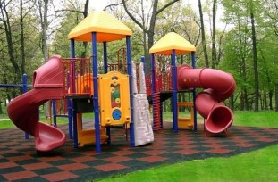 Cool Childrens Playground Design Ideas For Home Garden40