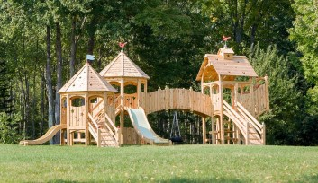 Cool Childrens Playground Design Ideas For Home Garden41