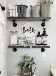 Cute Small Bathroom Decor Ideas On A Budget To Try03