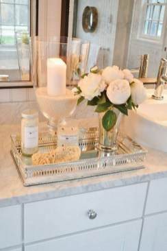 Cute Small Bathroom Decor Ideas On A Budget To Try09
