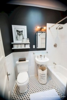 Cute Small Bathroom Decor Ideas On A Budget To Try20