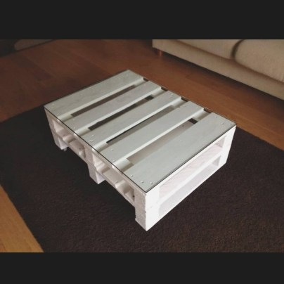 Fantastic Diy Projects Mini Pallet Coffee Table Design Ideas12