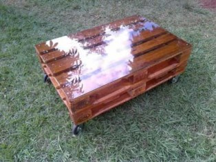 Fantastic Diy Projects Mini Pallet Coffee Table Design Ideas35