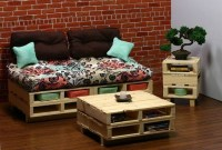 Fantastic Diy Projects Mini Pallet Coffee Table Design Ideas43