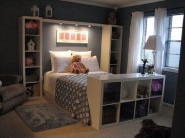 Glamour Small Bedroom Organizing Ideas You Must Try32