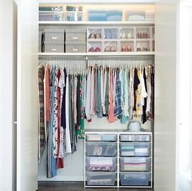 Glamour Small Bedroom Organizing Ideas You Must Try44