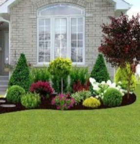 Inspiring Garden Ideas That Are Suitable For Your Home13