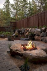 Inspiring Outdoor Fire Pit Design Ideas To Try01