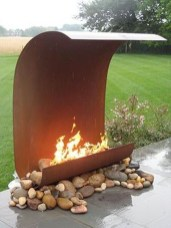 Inspiring Outdoor Fire Pit Design Ideas To Try02