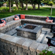 Inspiring Outdoor Fire Pit Design Ideas To Try04