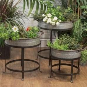 Inspiring Outdoor Metal Design Ideas For Garden Art You Must Try22