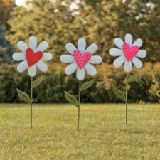 Latest Garden Design Ideas With The Concept Of Valentines Day16