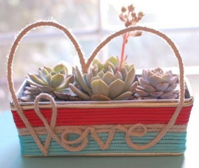 Latest Garden Design Ideas With The Concept Of Valentines Day34
