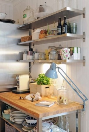 Luxury Kitchen Storage Solutions Ideas That You Must Try22