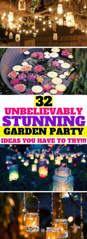 Magnificient Outdoor Summer Decorations Ideas For Party15