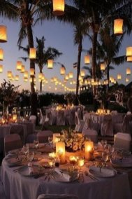Magnificient Outdoor Summer Decorations Ideas For Party29