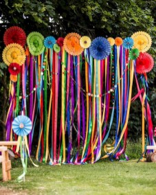 Magnificient Outdoor Summer Decorations Ideas For Party30