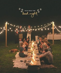 Magnificient Outdoor Summer Decorations Ideas For Party40