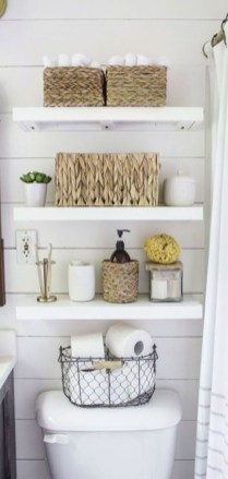 Marvelous Bathroom Storage Solutions Ideas To Copy Now23