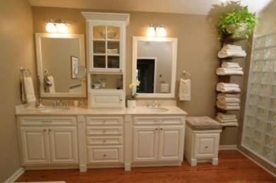 Marvelous Bathroom Storage Solutions Ideas To Copy Now30