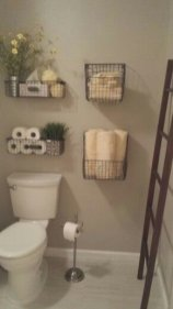 Marvelous Bathroom Storage Solutions Ideas To Copy Now49