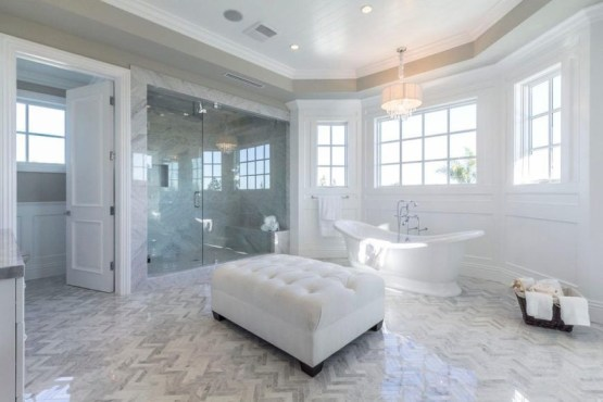Marvelous Master Bathroom Ideas For Home43