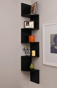 Newest Corner Shelves Design Ideas For Home Decor Looks Beautiful04
