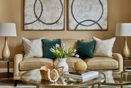 Pretty Artistic Living Room Design Ideas To Try Asap06