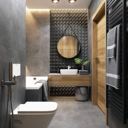 Rustic Bathroom Designs Ideas For Fall To Try02