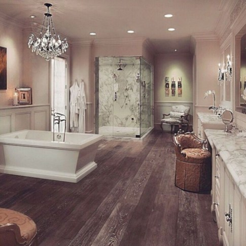 Rustic Bathroom Designs Ideas For Fall To Try18