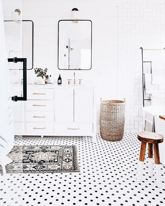 Rustic Bathroom Designs Ideas For Fall To Try43