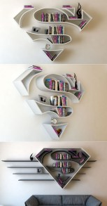 Trendy Bookshelf Designs Ideas Are Popular This Year14