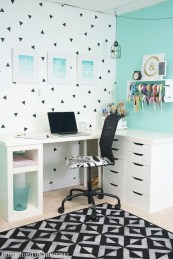 Adorable Pattern Design Ideas For Your Room25