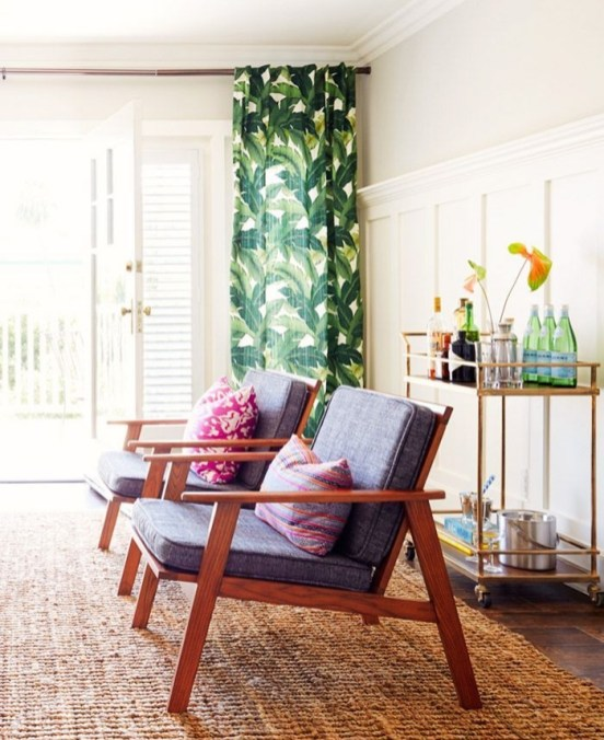 Adorable Pattern Design Ideas For Your Room43