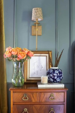 Alluring Nightstand Designs Ideas For Your Bedroom27