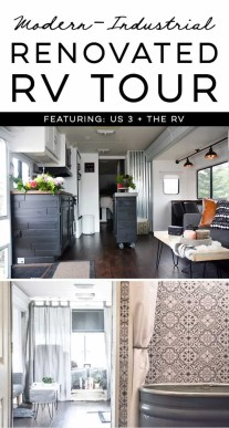 Awesome Rv Design Ideas That Looks Cool08