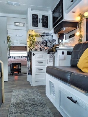 Awesome Rv Design Ideas That Looks Cool23