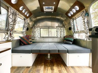 Awesome Rv Design Ideas That Looks Cool37