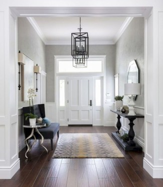 Best Foyer Design Ideas To Copy Asap34