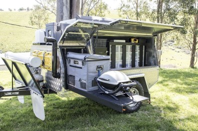 Best Tvan Camper Hybrid Trailer Gallery Ideas06