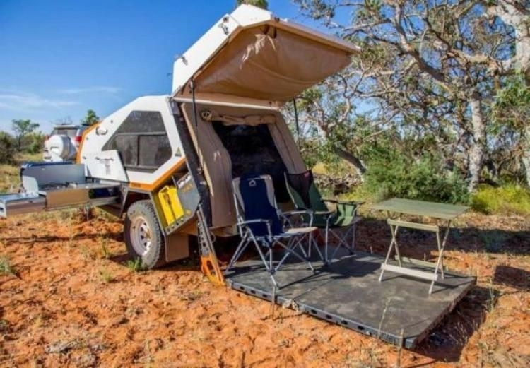 Best Tvan Camper Hybrid Trailer Gallery Ideas26
