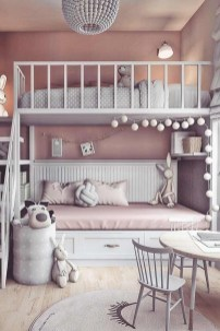 Cute Kids Bedroom Design Ideas To Try Now02