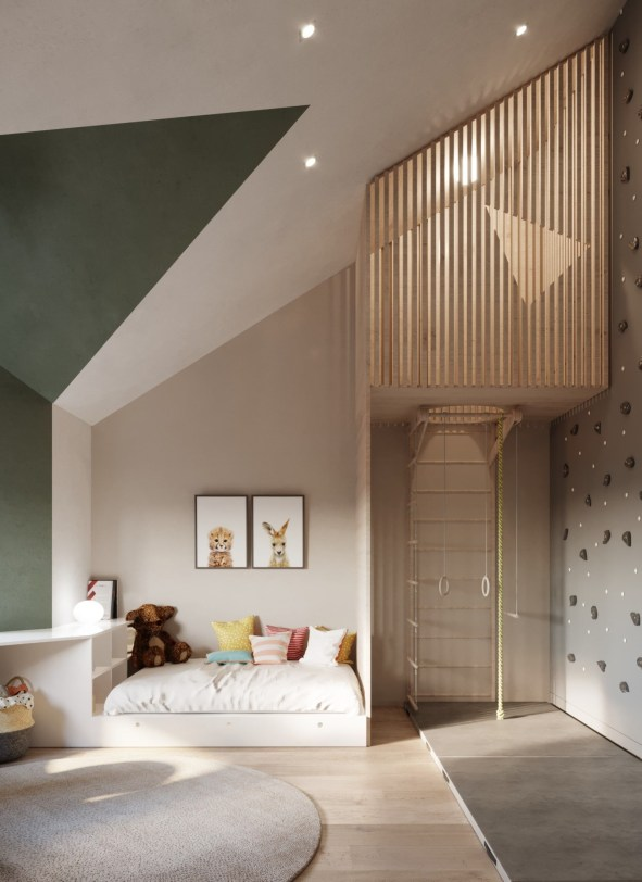 Cute Kids Bedroom Design Ideas To Try Now48