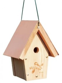 Elegant Bird House Ideas For Your Backyard Space01