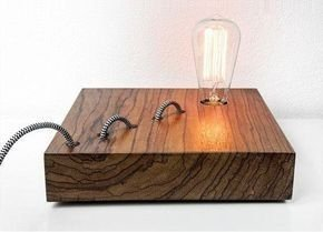 Enchanting Diy Wooden Lamp Designs Ideas To Spice Up Your Living Space15