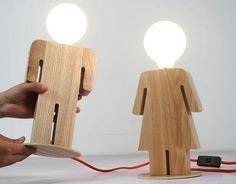 Enchanting Diy Wooden Lamp Designs Ideas To Spice Up Your Living Space23